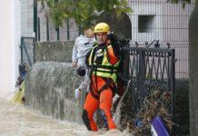Francia 13 morti inondazioni