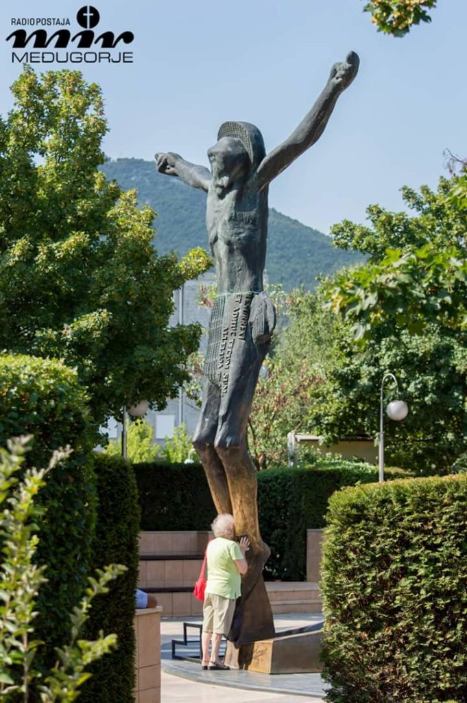 Medjugorje: Dear children! Today I invite you to accept and live my messages with seriousness