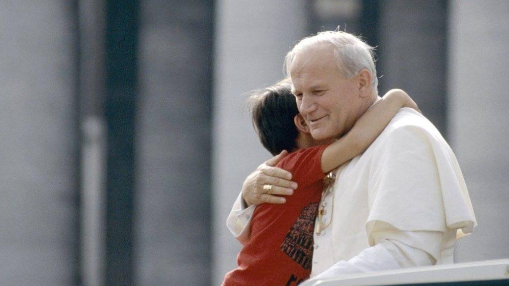San Giovanni Paolo II: Maria é la Madre