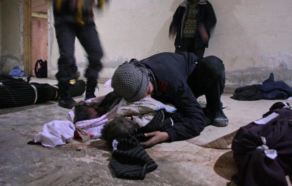 fratello uccide sorella siria guerra