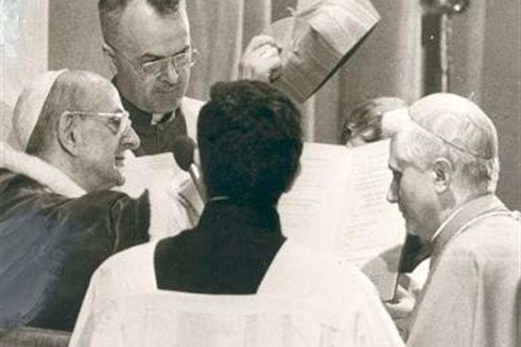 Paolo VI benedetto xvi