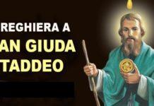 preghiera a san giuda taddeo
