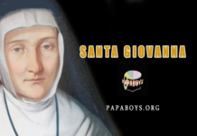 Santa Giovanna Emilia De Villeneuve (Fondatrice)
