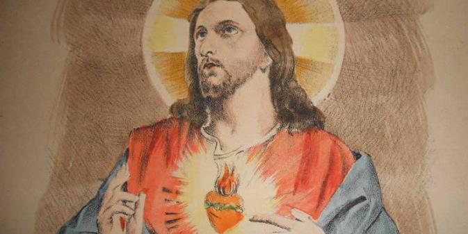 3 ottobre Gesù Misericordia