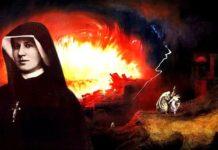 santa faustina viaggio nell inferno