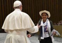 papa Francesco Oscar Romero udienza3