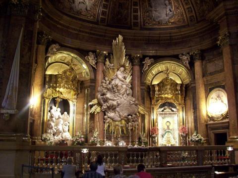santuario madonna del pilar