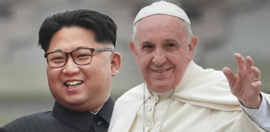 Corea e Papa