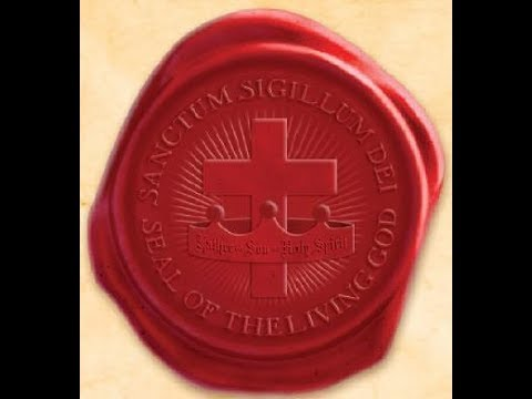 preghiera del sigillo