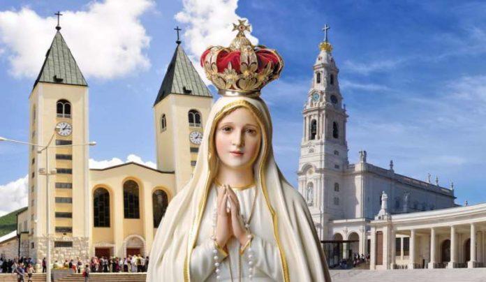 Da Fatima a Medjugorje. Oggi, i misteri