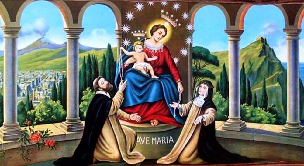 «Miracolo! Miracolo!» La guarigione di Angela grazie alla Madonna di Pompei - Papaboys 3.0
