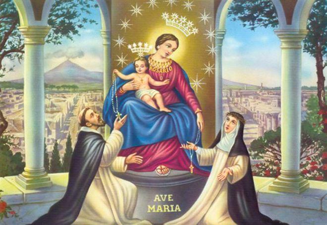 La Madonna del Rosario Hiroshima