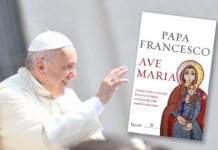 papa francesco ave maria