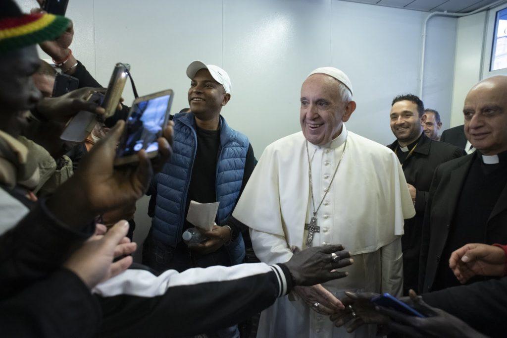 papa francesco san pietro oggi