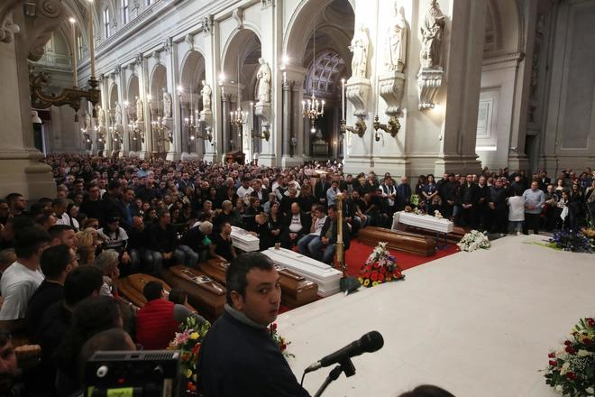 funerali casteldaccia