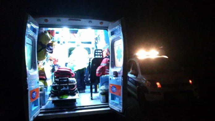 Ambulanza-Casteldaccia