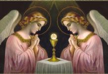Angeli-Eucaristia