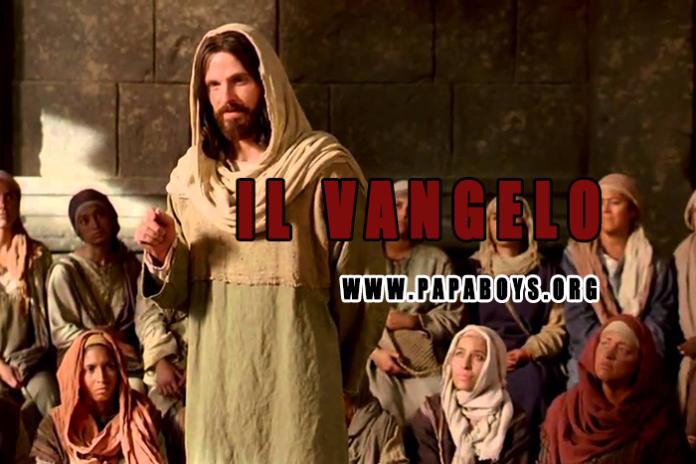 Il Vangelo 9 Novembre