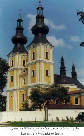 Máriapócs-santuario
