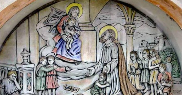 Ogni giorno Una Lode a Maria, 13 novembre 2020. Madonna degli orfani, prega per noi