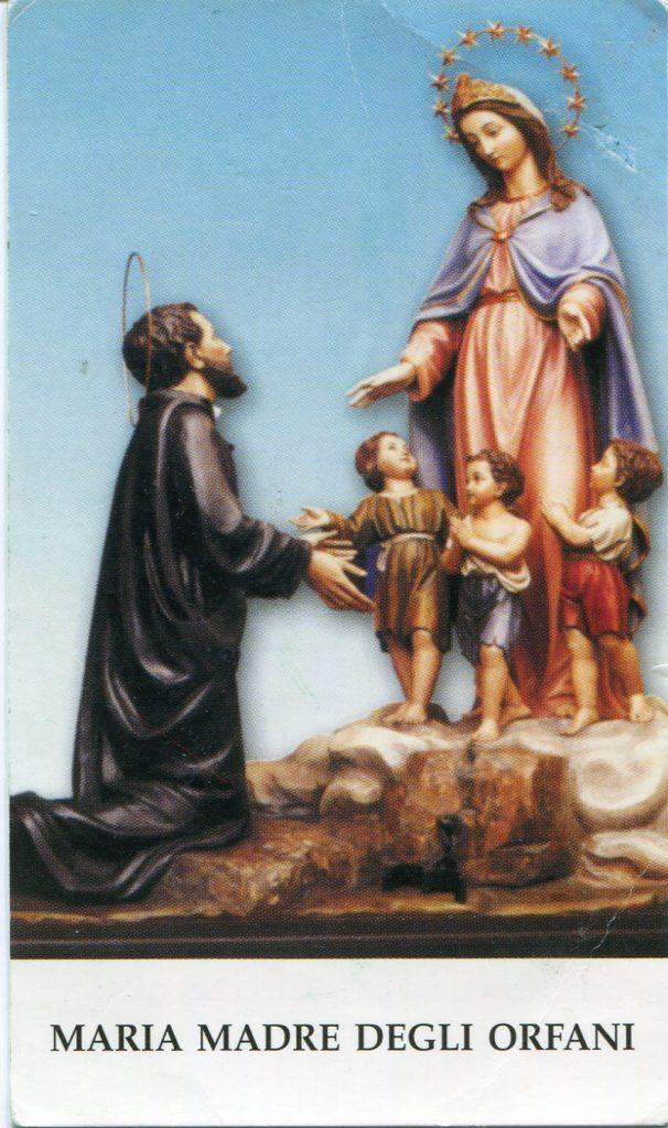 madre degli orfani