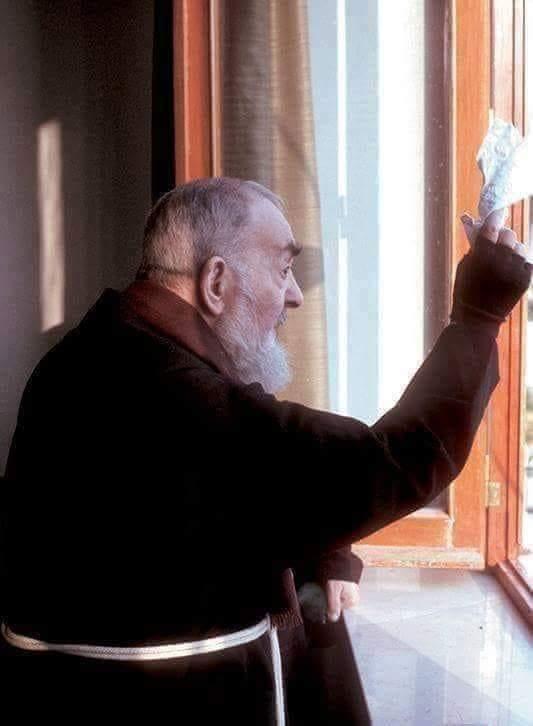 Parole di Padre Pio