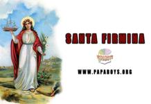 Santa Firminia