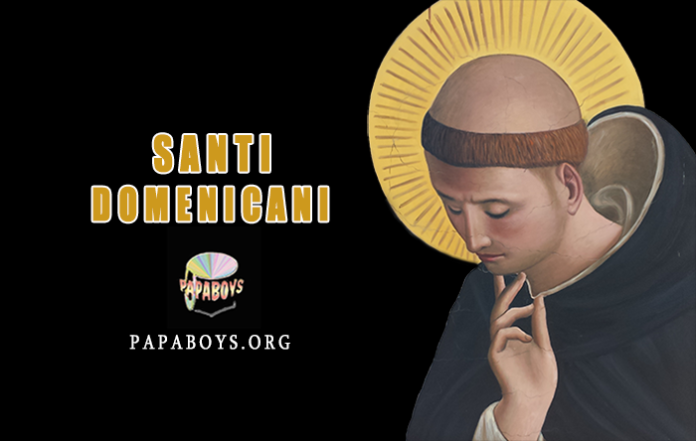 Santi domenicani
