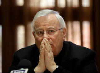 Il cardinale presidente della Cei, Gualtiero Bassetti