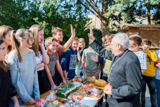 Festa del pane a Medjugorje