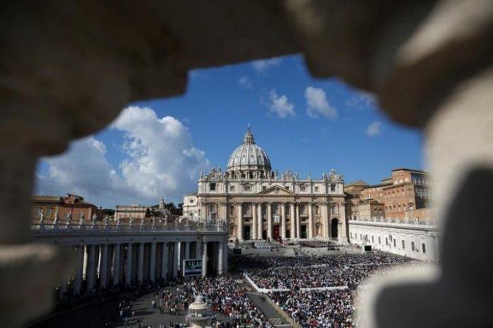 vatican meeting