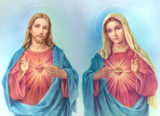 sacri cuori Gesu Maria