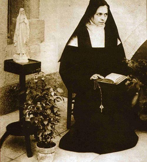 Santa Elisabetta della Santissima Trinità