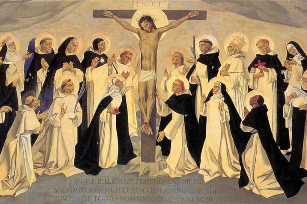 Tutti i santi domenicani