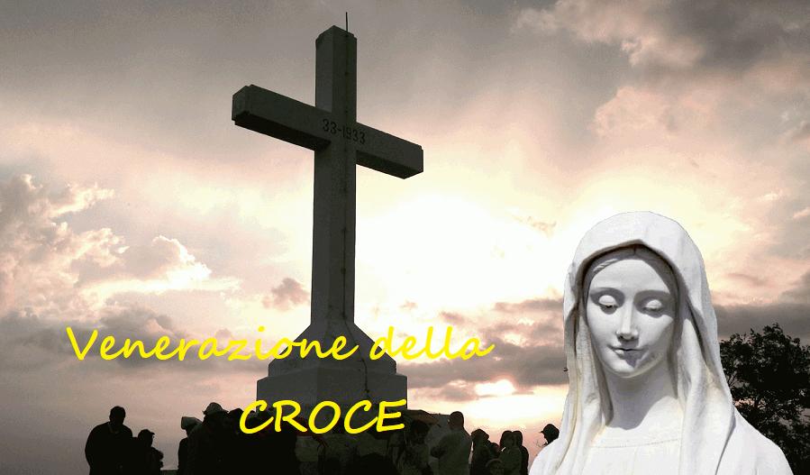 venerazione croce medjugorje