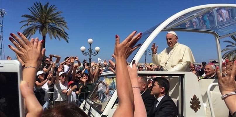 La recente visita di Papa Francesco a Molfetta