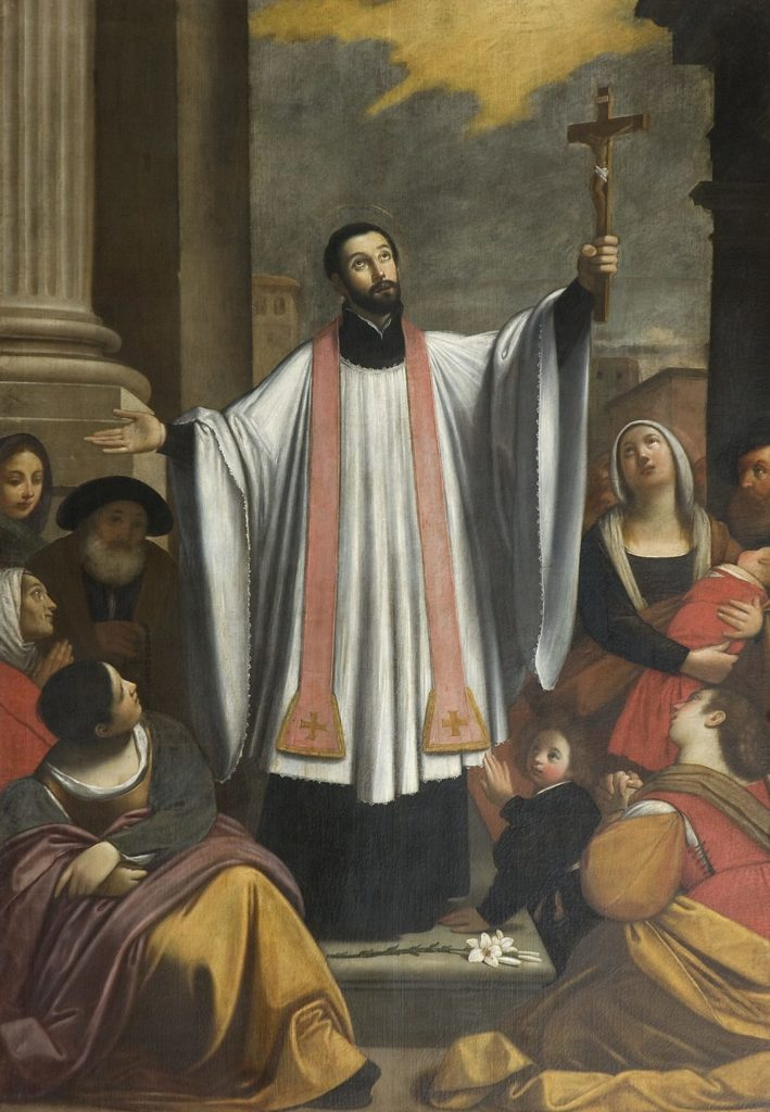 San Francesco Saverio