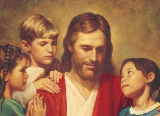 Jesus-Christ-With-Children