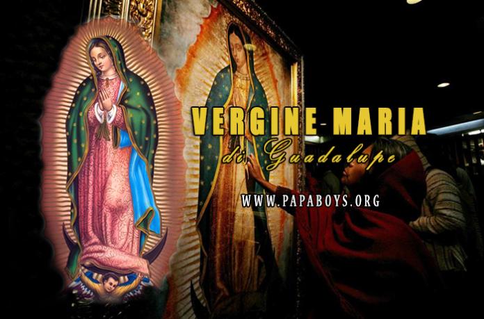 Madonna Guadalupe