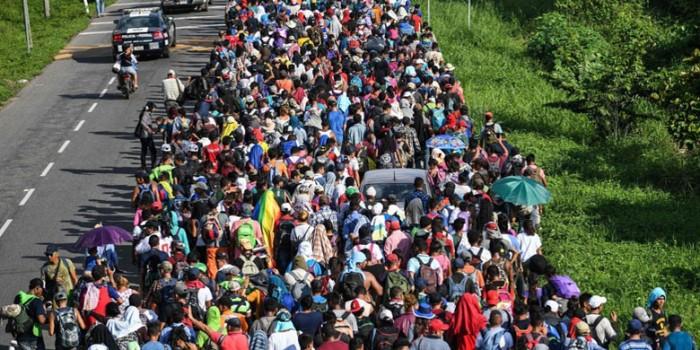 Migranti Messico