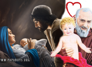 Padre Pio Natale