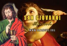San Giovanni Apostolo