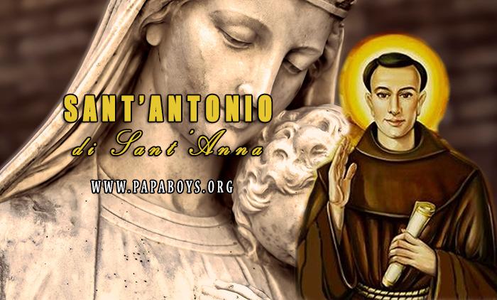 Sant'Antonio di Sant'Anna Galvão
