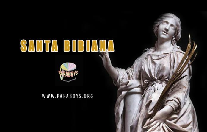 Santa Bibiana
