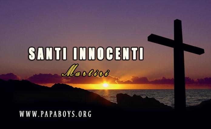 Santi Innocenti Martiri