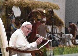 papa francesco udienza 19 dicembre 2018