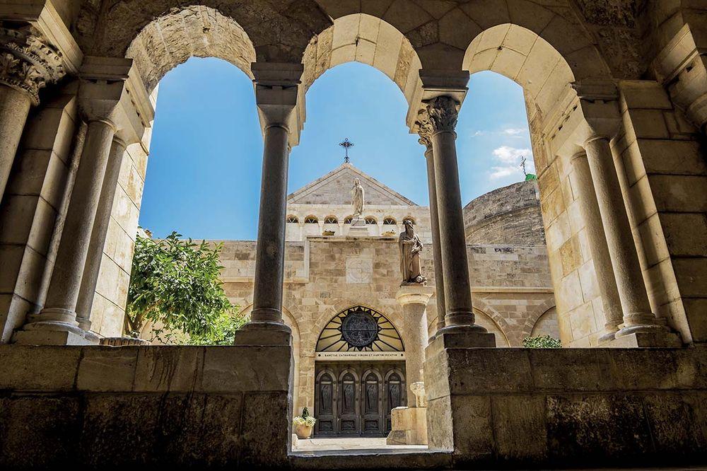 Chiesa della Natività di Betlemme,