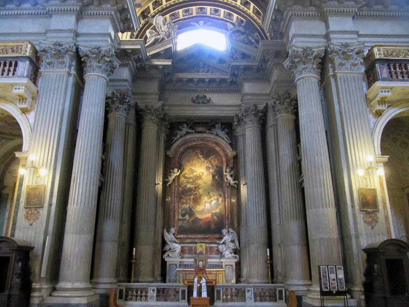 santa maria in campitelli roma