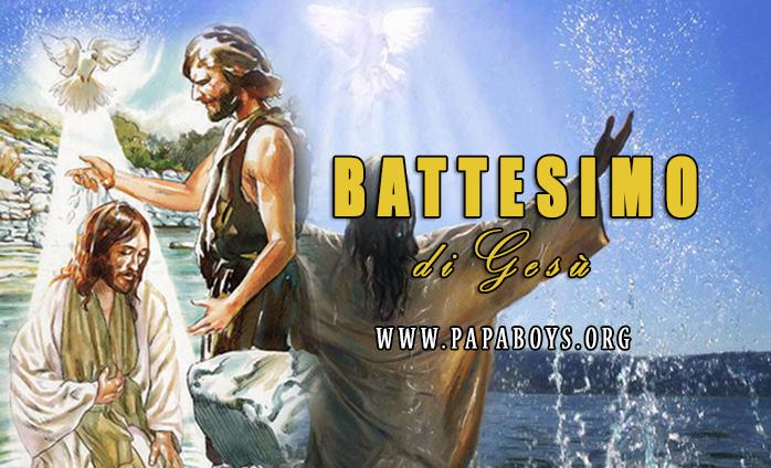 12 Gennaio 2020 Festa Del Battesimo Di Nostro Signore Gesu Cristo