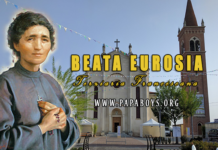 Beata Eurosia Fabris Barban